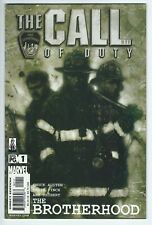 THE CALL OF DUTY The Brotherhood 1 2002 9.4 or better SCANS of actual comic