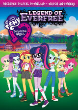 My Little Pony: Equestria Girls - Legend Of Everfree [New DVD] Widescreen
