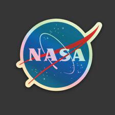 STICKER HOLOGRAPHIC | NASA | PREMIUM QUALITY