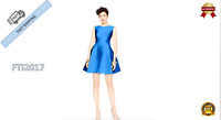 NWT Kate Spade Bow Back Dress Blur SIZE 8  MSRP  $428 ~100% Authentic~ Fast Ship