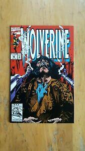 Wolverine, #66 (1993, Marvel Comics) High Grade