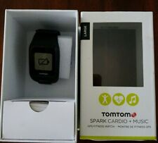 TomTom Spark - Cardio - Music - Black - Large - GPS Multi Sport Watch