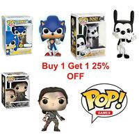 Funko Pop! Bobble Head Games and Sports! Great Gift Idea! Free shipping!