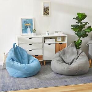 Sitzsack Sitzkissen Lounge Sessel Beanbag Indoor Outdoor ohne Füllung 2 Größen