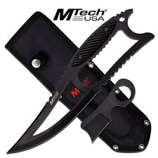 "MTech USA MT-20-54 FIXED BLADE KNIFE 10.75"" OVERALL PLUS MINI RAZOR NEW"