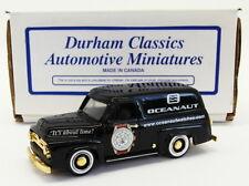 Durham Classics 1/43 Scale DC-37Q - 1955 Ford Panel Van Oceanaut Watches 1 Of 50