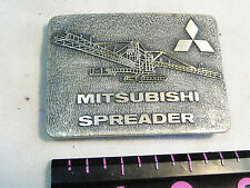 Mitsubishi Spreader Belt Buckle
