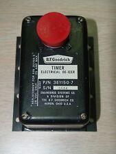 B.F Goodrich- Timer Electrical De-Icer  3E11507 28 VDC - 25 AMP MAX