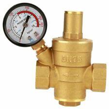 Druckminderer DN15 Messing Druckregler Reduzierventil Wasserdurck Steurung