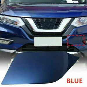 For 2017 2018-2020 Nissan Rogue Car Front Bumper Tow Eye Hook Access Cover Cap