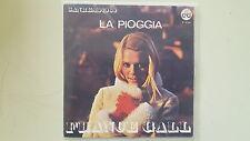 France Gall - La pioggia 7'' Single SUNG IN ITALIAN