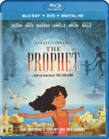 Kahlil Gibran's - The Prophet (Blu-ray + DVD + New Blu