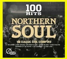 100 Hits Northern Soul - 5 cds - AL WILSON-DOBIE GRAY-JUDY STREET-MVPs and more