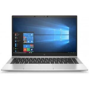 HP EliteBook 840 G7 14 FHD Notebook Intel Core i7 16GB RAM 512GB SSD Silver