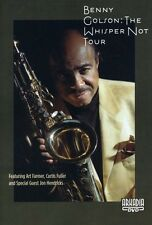 Benny Golson: The Whisper Not Tour (2007, REGION 1 DVD New)