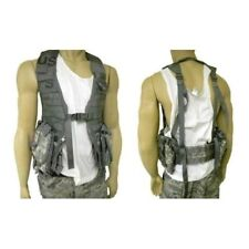 MOLLE II Heavy Duty US GI Army Military FLC Load Bearing Vest ACU w/o attachment