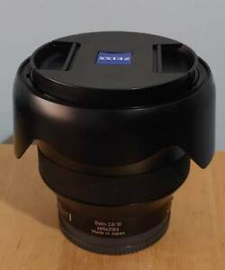 Zeiss Batis 18mm f/2.8 Lens for Sony E-mount - Excellent Condition