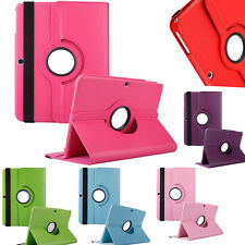360 Degree Rotating PU Leather Case Cover FOR SAMSUNG TAB Tablet Stand Tab Pro