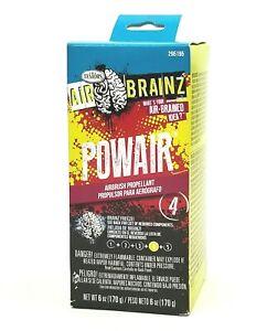 TESTORS Air Brainz Airbrush Propellant. 6oz