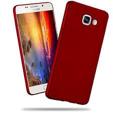 US Full Shockproof Matte Hard Back Case Cover Skin For Samsung Galaxy Phones