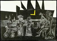 Kunst in der DDR1986 Grosses Multiple Wolfgang HENNE (*1949 D) handsigniert 7/30