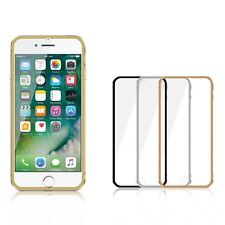 New Premium Full Coverage Tempered Glass Screen Protector for iPhone 7 / 7 Plus