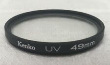 Kenko 49 mm UV Camera Lens Filter
