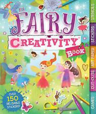 The Fairy Creativity Book, Anna Brett   Spiral-bound Book   9781783122257   NEW