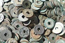 Chinese coin, China Münze, Amulett coin,ca.1000 Jahre alt, Echt!1 Stück 3 Fr-