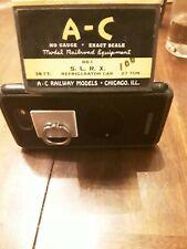 A-C Railway Models Box for RB-1 S.L.R.X Refridgerator Car