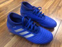 ADIDAS KIDS PREDATOR 19.3 FIRM GROUND FOOTBALL BOOTS UK SIZE 4
