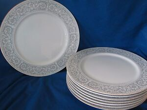 Empress Baroness DINNER PLATE 1 of 8 available, have more items to this set