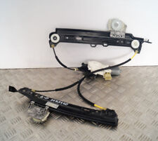 BMW 3 GRAN TURISMO F34 Rear Right Window Regulator W/Motor 7291422 7046032 2015