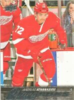 2015-16 Upper Deck Young Guns Andreas Athanasiou Rc Detroit Red Wings