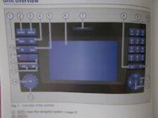 VOLKSWAGEN RSD 4000 & RNS 6000 NAVIGATION / SAT-NAV / RADIO HANDBOOK. CADDY - T5