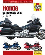 2001-2010 Honda Gl1800 Goldwing Haynes Repair Service Workshop Manual Book 1901 (Fits: Honda)