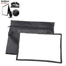 NEW Speedlite Speedlight Flash Diffuser Softbox for Canon 580EX 430EX 550EX II