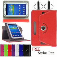 """Universal 360 Flip Stand Case Cover For Huawei MediaPad T3 8"""" Inch Tablet+Pen"""
