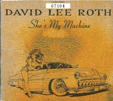 David Lee Roth - She's My Machine 1994 limited edition CD single