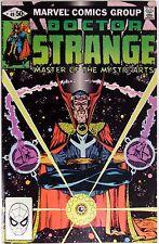 "Marvel Comics Doctor Strange 49 ""This Menace Reborn""  Roger Stern storyline"