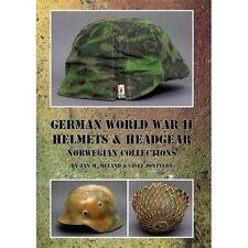 German World War II Helmets & Headgear by Jontvedt, Gisle, Meland, Jan | Hardcov