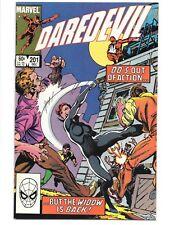 Daredevil #201, Dec 1983