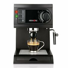 Cafetera Minimoka Cm-1622 Black Extracream