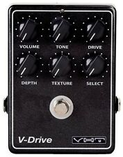 VHT V-DRIVE AV-VD1 Overdrive and Distortion Guitar Effects Pedal