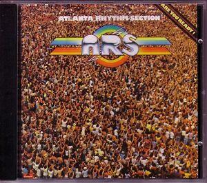 CD ATLANTA RHYTHM SECTION - Are You Ready! Live / Southern Rock