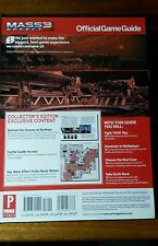 Mass 3 Effect Official Game Guide