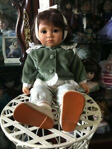 Isabella by Tara Heath Artist Doll Gotz Made in Germany*