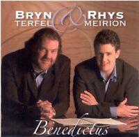 Bryn Terfel and Rhys Meirion - Benedictus - Rhys Meirion and Bryn Terfel [CD]