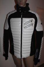 Bogner Herren Skijacke Ski Jacke SERGIO T Schwarz Weiß Größe 54 XL Neu