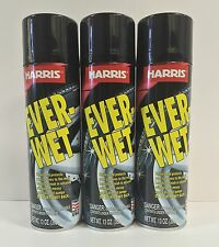 Ever-Wet Spray Tire Shine Can / Ever Wet Look Tire Shine / Detail 13oz (3 Units)